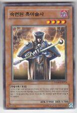 YU-GI-OH Erfahrener Dunkler Magier Common koreanisch