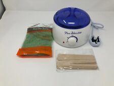 Wax Heater 500ml Wax warmer Pot Waxing Hair Removal Hot Machine 300G Beans Strip