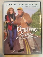 The Long Way Home (DVD, 2005) Jack Lemmon OOP RARE *Combine Ship! **Ships FAST!!