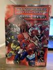 New Transformers Animated The Cool Manga With Clear Optimus Prime Figure Takara