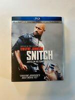 Snitch w/ Slipcover (Bluray, 2013) [BUY 2 GET 1]