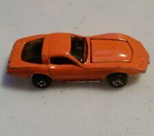 "Vintage 1979 Kidco Chevrolet Corvette 2.75"" Orange"