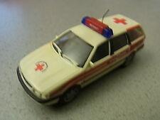 Herpa VW Passat ÖRK Notruf 144 mit Dachbedruckung und Antenne  aus Sammlung