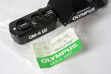 NEW Olympus OM4 TI Top Plate ONLY in original packaging