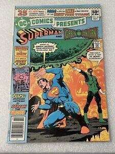 DC Comics Presents #26 1st Appearance New Teen Titans High Grade Key Cyborg