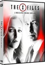 The X-Files - Stagione 11 (3 DVD) - ITALIANO ORIGINALE SIGILLATO -