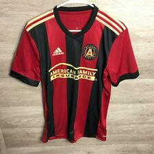 Adidas Mens Small Atlanta United FC Jersey Inaugural Season NEW NWOT