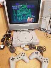 Sony Playstation PS1 Region free MM3 Console Bundle