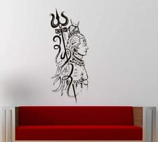 Lord Shiva Wall Sticker Mural Vinyl Decal Art Home Room Decor Wallpaper