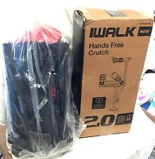 iWALK 2.0 Hands Free Knee Crutch Alternative for Crutches & Knee Scooters
