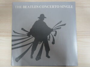 Single / The Beatles Concerto Single / UK PRESUNG / 1979 / RARITÄT / PARLOPHONE