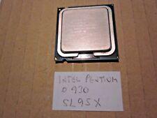 Procesador Intel Pentium D 930 3.0 GHz Socket 775 SL95X