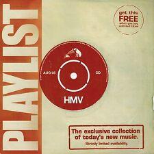 Various Artists - HMV Playlist August 2005 (CD)