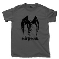 Mothman T Shirt Supernatural Paranormal Appalachia West Virginia Folklore Tee