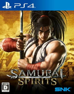 SAMURAI SPIRITS Sony Playstation 4 PS4 Video Games From Japan Tracking NEW