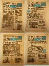 LVM - La Vie de la Moto,1993 et 1995,lot de 15 numéros, port gratuit !