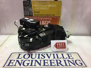 🌟HVAC Complete Rear Heater Box Core Blower Case 1023883-00-J Tesla MX 2016-19