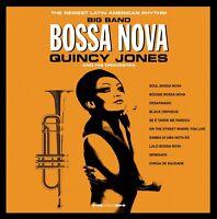 Quincy Jones & His Orchestra - Big Band Bossa Nova (LP Vinyl) NEW/SEALED