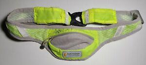 Nathan ID Running Waist Belt - Bright Yellow