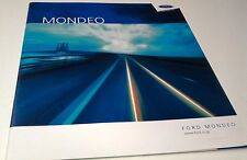 2003  FORD MONDEO Japanese Sales Brochure  RARE