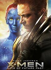 X-Men Days of Future Past (2014) Movie Poster (24x36) - Wolverine, Mystique NEW