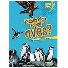 ..Sabes algo sobre aves?/ Do You Know about Birds? Libros Rayo - Conoce Los Gru