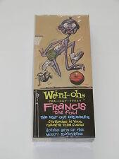 Weird-ohs Model Kit- Francis the Foul- Hawk- Sealed NIB