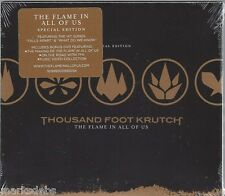 Thousand Foot Crutch-The Flame In All Of Us Special Edition CD+DVD  (New-Sealed)