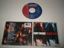 GARY MOORE/BLUES ALIVE(VIRGIN/CDV2716)CD ÁLBUM