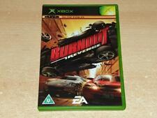 Burnout Revenge Original Xbox Spiel UK PAL ** Kostenlose UK Versand **