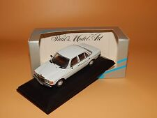 Mercedes-Benz 230 E (W123) Weiss MIN 032201 von Minichamps 1/43 OVP