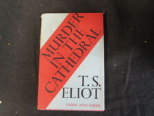 Murder in the Cathedral, Eliot, T. S, 1968, Faber, Good