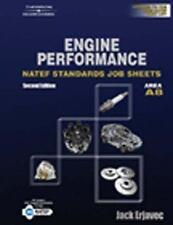 Shop Manual Engine Performance by Jack Erjavec (2005, Paperback, Revised)