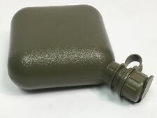 NEW US Military 2 Quart Canteen Two Qt Collapsible M-1 NBC Chem Cap BPA Free OD
