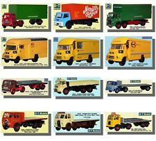 Model British Trucks, Lorries, Vans, 1/76 Buy any 1,2,3,4,5,6