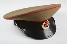 Vintage Original USSR Forage Cap Soviet Army (Cockade Badge Sickle and Hammer)