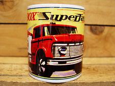 300ml COFFEE MUG, MATCHBOX SUPERFAST LESNEY NO.71 FORD ESSO WRECK TRUCK