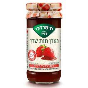 Yad Mordechai Strawberry Delicacy Kosher Israeli Product 100% Fruits 250g