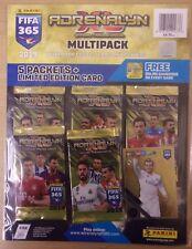 Fifa 365 2019 ~ Panini Adrenalyn XL Multipack ~ 5 Packs & Gareth Bale Limited Ed