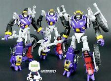 Transformers Botcon 2012 Junkions Wreck-Gar, Junkheap, & Scrap Iron sold as seen