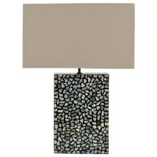 Safavieh Small Cut Pearl Accents Table Lamp