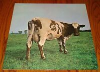 PINK FLOYD ATOM HEART MOTHER IMPORT LP HARVEST LABEL  MADE IN GERMANY 1970
