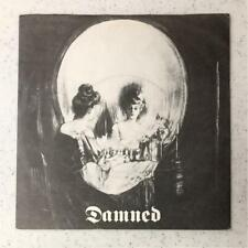 Ultra rare! Damned STRETCHER CASE BABY EP board record