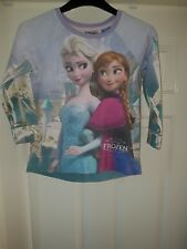 Next Girls Disney Frozen Character Top In Multi Colour Age 6Yrs Old