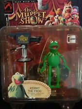 The Muppet Show 25 Years Kermit The Frog figure. Palisades Toys.
