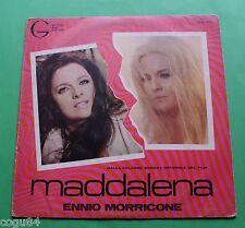 Colonne Sonore - MADDALENA - ENNIO MORRICONE - GENERAL MUSIC ZSLGE 55063 - raro!