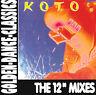 Italo CD Koto The 12 Inch Mixes