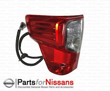 Genuine Nissan 2016-2018 Titan XD Left LH Driver Tail Light Lamp NEW OEM
