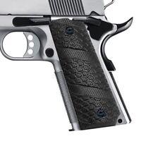 Guuun G10 1911 Grips Python Snake Texture  Custom fit  Colt Kimber Sig Full Size