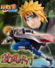 """Naruto Shippuden Namikaze Minato 8.3"""" Doll Figure New in Box"""